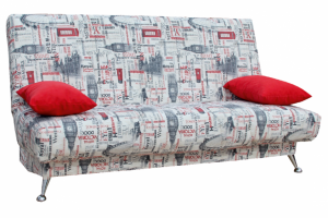 Диван клик-кляк Мирам 01  - Мебельная фабрика «Rina»