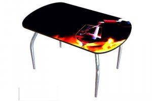 Стол обеденный фотопечать - Мебельная фабрика «Мебель ЭКО»