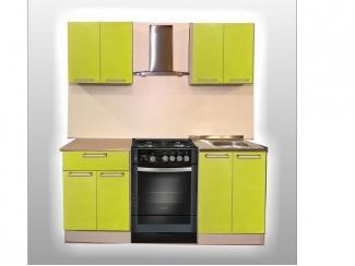 Кухня Эконом Лайм - Мебельная фабрика «SPSМебель»