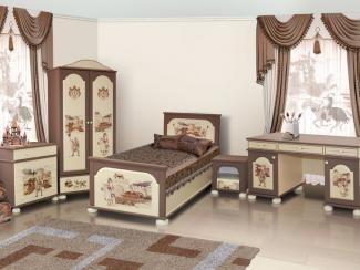 Детская Рыцари - Мебельная фабрика «Прометей»