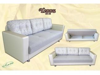 Тахта Черри с боковинами - Изготовление мебели на заказ «Лига»