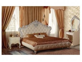Двуспальная кровать Virginia - Мебельная фабрика «Гармония»