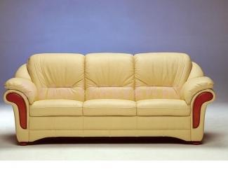 Прямой мягкий диван  - Мебельная фабрика «POBEDA.»