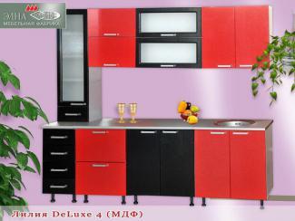 Кухня Лилия DeLuxe 4 - Мебельная фабрика «Элна»