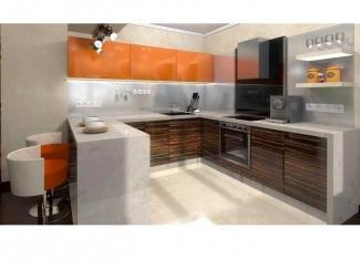 Кухонный гарнитур IOWA  - Изготовление мебели на заказ «КА2design»