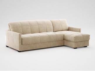 Диван Carina угловой с малым канапе - Мебельная фабрика «Askona»