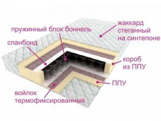 Матрас ортопедический Контраст - Мебельная фабрика «Деликат»