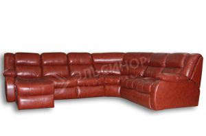 Диван угловой Эконика 3 модульная - Мебельная фабрика «Эльсинор»