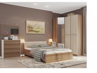 Спальня Фиеста - Мебельная фабрика «Мебельсон»