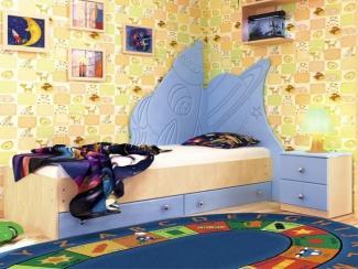 Кровать детская Ракета