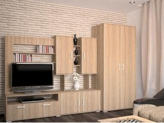 Гостиная Аризона 2 - Мебельная фабрика «Центр мебели Интерлиния»