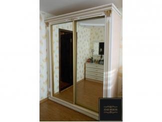 Светлый шкаф-купе  - Мебельная фабрика «STAR мебель», г. Ульяновск