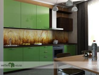 Кухонный гарнитур прямой Энрика - Мебельная фабрика «Мебель Хаус», г. Ульяновск