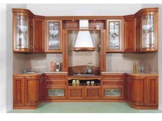 Кухня Анастасия массив - Салон мебели «МебельГрад»