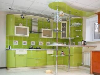 Кухня Елена эмаль - Мебельная фабрика «Кузьминки-мебель»