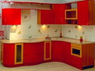 Кухня «Монро» мдф эмаль - Мебельная фабрика «Фаворит»