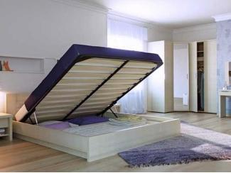 Кровать с подъемным механизмом - Мебельная фабрика «Мастер Мебель-М»