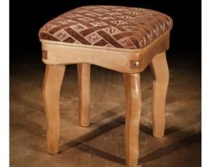 Табурет Т 4  массив березы - Оптовый мебельный склад «Красный Холм Мебель»