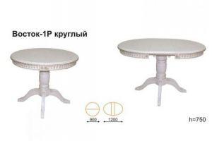 Стол Восток 1Р круглый - Мебельная фабрика «Вектра-мебель»