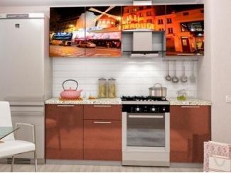 кухня прямая КФ-65 - Мебельная фабрика «Северин»