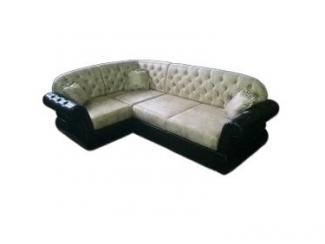 Угловой диван в гостиную Версаль - Мебельная фабрика «МакаровЪ»