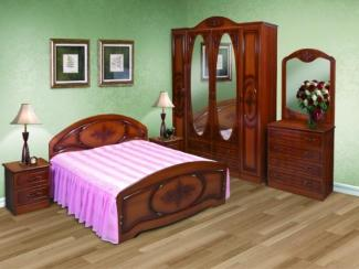 Спальня Карина 11 - Мебельная фабрика «Гар-Мар»