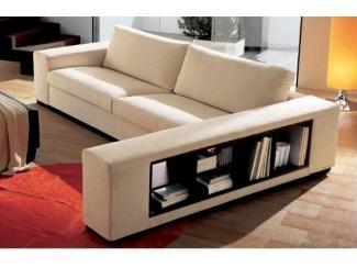 Угловой диван с нишами Эго - Импортёр мебели «Camelgroup (Италия)»