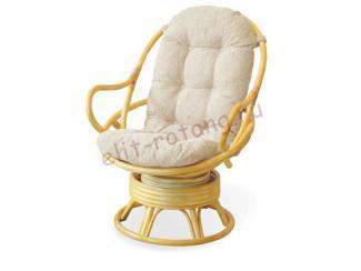 Кресло поворотное - Импортёр мебели «Элит-Ротанг (Индонезия)»
