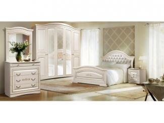 Новая спальня Венера - Мебельная фабрика «Слониммебель», г. Слоним