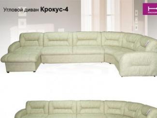 Угловой диван Крокус 4 - Мебельная фабрика «КМК (Красноярская мебельная компания)»