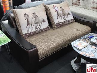 Мебельная выставка Краснодар: Диван прямой - Мебельная фабрика «Владикор», г. Пенза
