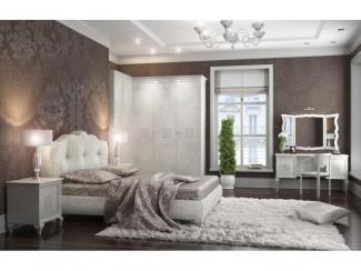 Спальный гарнитур Ария - Мебельная фабрика «Мебель-Москва»