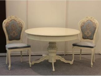 Обеденная группа стол Авиньон стул Трафарата - Мебельная фабрика «Мебель-альянс»