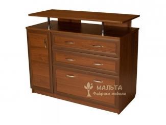 Комод с полкой 01Д - Мебельная фабрика «Мальта»