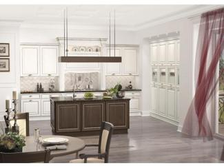 Кухня Орнелла Бьянка - Мебельная фабрика «Волжская мебель»