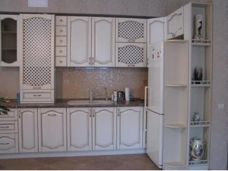 Классическая прямая кухня  - Мебельная фабрика «Альфа-Мебель»