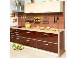 Кухонный гарнитур прямой 312 - Мебельная фабрика «Вершина комфорта»