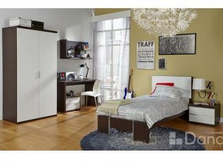 Спальня Mia М2-К39-ВБ - Мебельная фабрика «Дана»