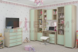 Детская Валерия композиция 1 - Мебельная фабрика «Лером»