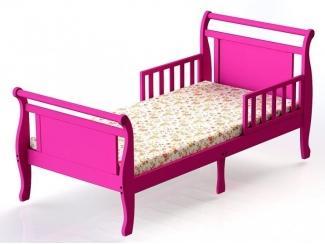 Яркая дошкольная кровать  - Мебельная фабрика «SleepWell», г. Санкт-Петербург