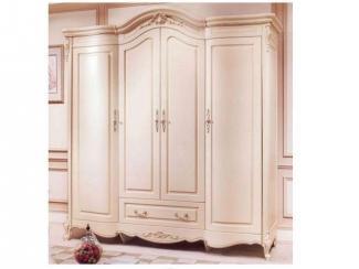 Шкаф Милано слоновая кость - Импортёр мебели «M&K Furniture»