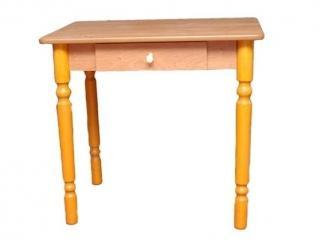 Стол кухонный с врезным кантом - Мебельная фабрика «Вивека»