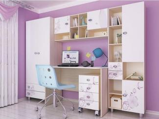 Детская Лето Белое - Мебельная фабрика «Династия»