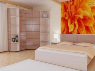 Спальный гарнитур Техно 2 - Мебельная фабрика «Элика мебель»
