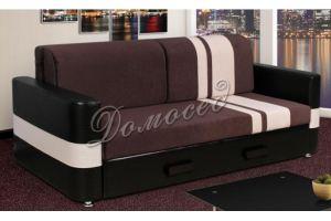 Прямой диван Лидер-12  - Мебельная фабрика «Домосед»