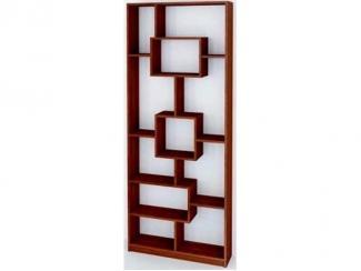 Шкаф стеллаж для книг - Мебельная фабрика «КМ мебель»
