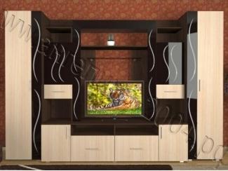 Большая гостиная стенка Гармония  - Мебельная фабрика «Ангелина-2004»
