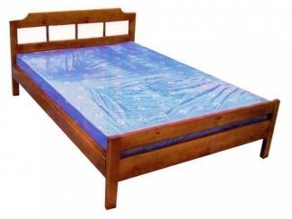 Деревянная кровать  - Мебельная фабрика «Усад»