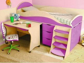 Детская Акварель 2 - Мебельная фабрика «Элика мебель»