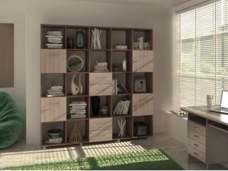Стеллаж Рекорд -5.1 - Мебельная фабрика «Баронс»